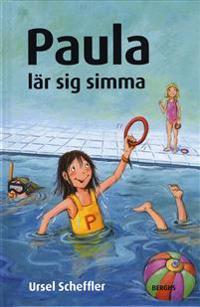 Paula lär sig simma