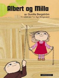 Albert og Milla - Gunilla Bergström pdf epub