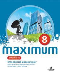 Maximum 8; oppgavebok - Grete Normann Tofteberg, Janneke Tangen, Ingvill Merete Stedøy-Johansen, Bjørnar Alseth pdf epub