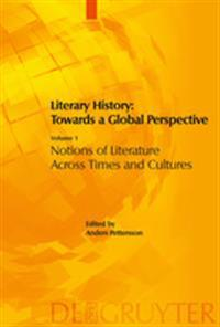 Literary History: Towards a Global Perspective
