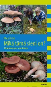 Mikä tämä sieni on?