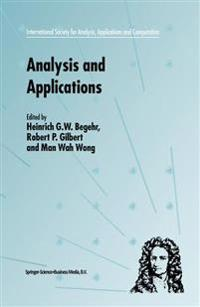 Analysis and Applications, Isaac 2001