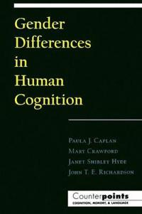 Gender Differences in Human Cognition