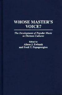 Whose Master's Voice
