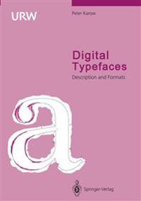 Digital Typefaces