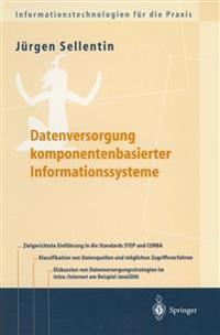 Datenversorgung Komponentenbasierter Informationssysteme