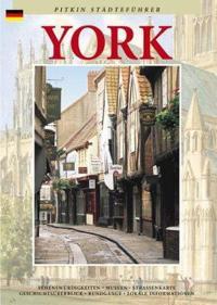 York City Guide - German