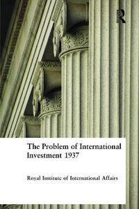 Problem International Investment