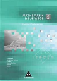 Mathematik Neue Wege SI 5. Arbeitsheft. Niedersachsen