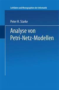 Analyse Von Petri-Netz-Modellen