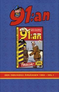 91:an : Den Inbundna årgången 1962 Vol.1