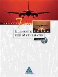 Elemente der Mathematik 7. Schülerband. Thüringen