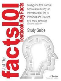 Studyguide for Financial Services Marketing