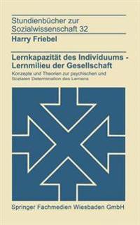 Lernkapazität Des Individuums - Lernmilies Der Gesellschaft