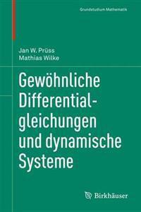 Gewohnliche Differentialgleichungen Und Dynamische Systeme