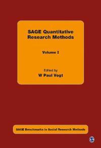 SAGE Quantitative Research Methods