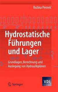 Hydrostatische F�hrungen Und Lager