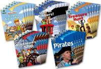 Project X Origins: Gold Book Band, Oxford Level 9: Pirates: Class Pack of 30