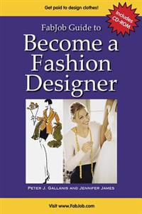 Become a Fashion Designer [With CD-ROM]