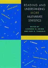 Reading and Understanding More Multivariate Statistics