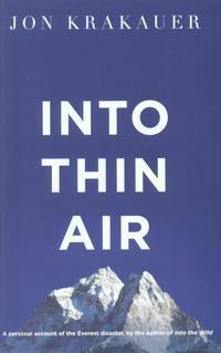 Into Thin Air