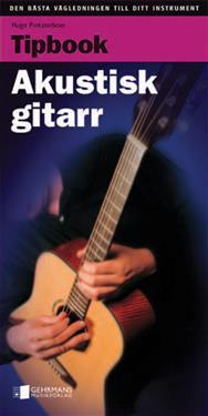 Tipbook, akustisk gitarr