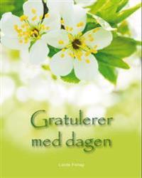 gratulerar på dagen Gratulerer med dagen     böcker (9788252002485) | Adlibris Bokhandel gratulerar på dagen
