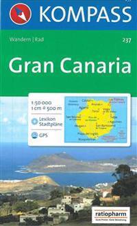 Aqua3 Kompass 237: Gran Canaria