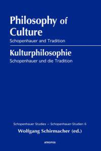 Philosophy of Culture/Kulturphilosophie
