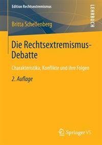 Die Rechtsextremismus-Debatte