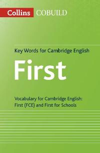 Key Words for Cambridge English First