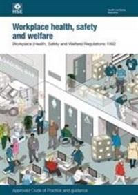 Workplace (health, safety and welfare) regulations 1992 - approved code of