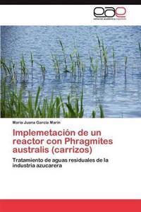 Implemetacion de Un Reactor Con Phragmites Australis (Carrizos)