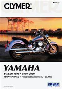 Clymer Yamaha V-Star 1100 1999-2009