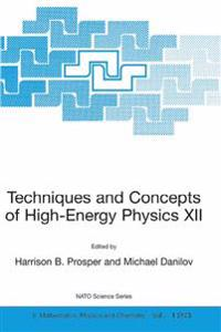 Techniques and Concepts of High-Energy Physics XII