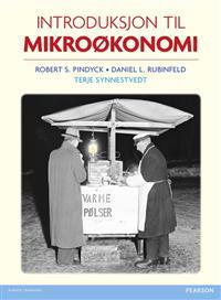 Introduksjon til mikroøkonomi, plus MyEconLab with Pearson eText