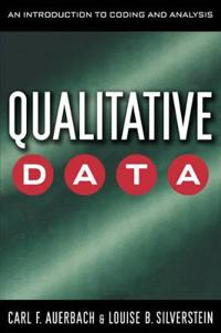Qualitative data - an introduction to coding and analysis