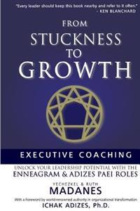 From Stuckness to Growth: Executive Coaching. Unlock You Leadership Potential with the Enneagram and Adizes Paei Roles