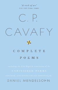Complete Poems of C.P. Cavafy