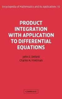 Product Integration and Applications to Differential Equations