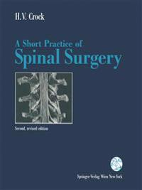 A Short Practice of Spinal Surgery