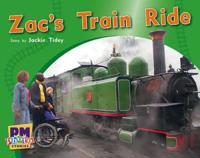 Zac's Train Ride
