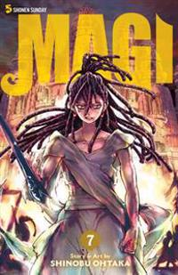 Magi: The Labyrinth of Magic, Vol. 1