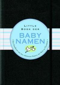 Little Black Book Der Babynamen