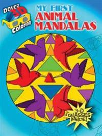 My First Animal Mandalas Coloring Book