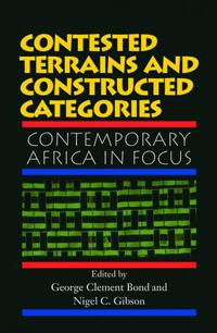 Contested Terrains and Constructed Territories
