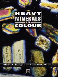 Heavy Minerals in Colour