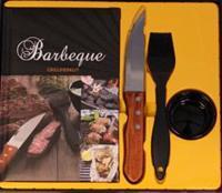 Barbeque - Grilliherkut (kirja + lahja)