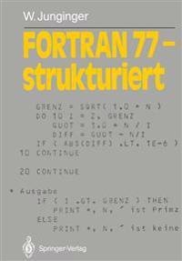 Fortran 77 - Strukturiert