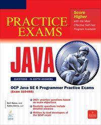 OCP Java SE 6 Programmer Practice Exams